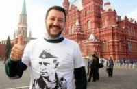 Порошенко хотел бы повезти Сальвини на Донбасс
