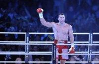 Володимир Кличко готовий боксувати з Хуком