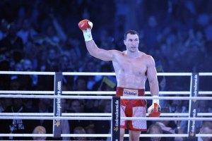 Владимир Кличко готов боксировать с Хуком