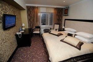 В Киеве с начала года открылось 19 гостиниц