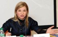 Антикоррупционный суд арестовал экс-замминистра культуры Лесничую с залогом 576 тыс. гривен
