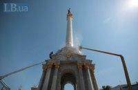У понеділок у Києві потеплішає до +29