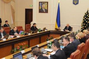 Кабмин принял программу сотрудничества с Таможенным союзом