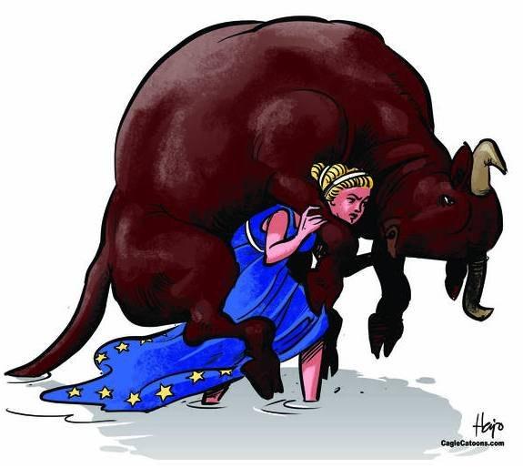 Европа и Испания