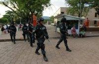14 человек погибли в перестрелке полиции с мексиканским наркокартелем