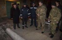 Порошенко відвідав Краматорськ