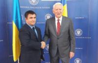 Румыния готова к диалогу по украинскому закону об образовании, - Климкин