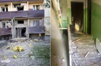 У Трьохізбенці під обстріл попали житлові будинки