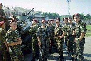 В Україні знову з'явиться Національна гвардія