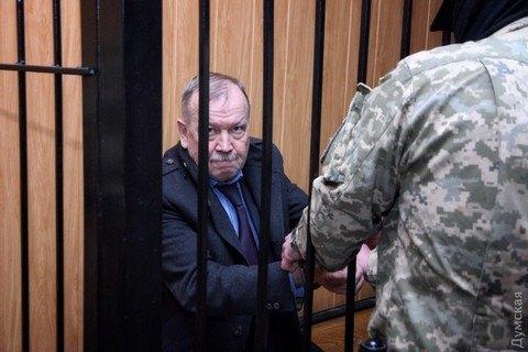 Апелляционный суд оставил под арестом подозреваемого в похищении Гончаренко