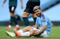 """Лідер """"Манчестера Сіті"""" знову на місяць вибув через травму"""
