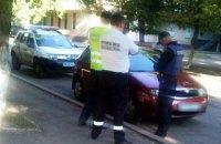 """Патрульные Славянска поймали работника """"Укртрансбезопасности"""" пьяным за рулем"""