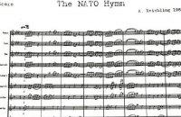 НАТО впервые в истории утвердило официальный гимн