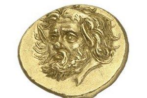 Древнегреческая монета с головой сатира установила аукционный рекорд