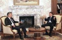Бойко і Міллер проводять черговий раунд переговорів у Москві