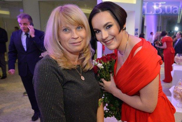 Марина Сорока и Соня Кошкина