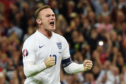 Сегодня Уэйн Руни сыграет последний матч за сборную Англии