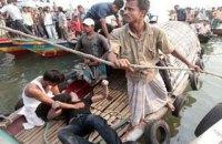 У Бангладеш затонув пором з пасажирами, є загиблі