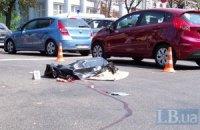У Києві під колесами вантажівки загинув учений