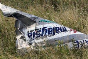 Украина приглашает иностранных полицейских для оцепления места авиакатастрофы