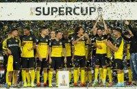"""""""Баварія"""" і """"Боруссія"""" розіграли Суперкубок Німеччини"""