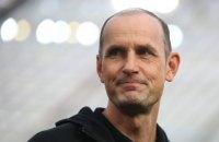 Главный тренер клуба Бундеслиги пропустит рестарт сезона из-за зубной пасты и крема для рук