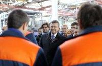 Сумские заводчане остались без яиц из-за Януковича