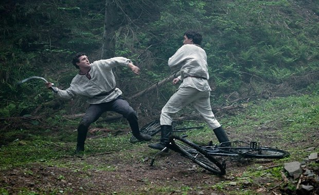 Кадр из фильма <<Братья. Последняя исповедь>>