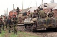 Бойовики вбили чотирьох російських солдатів на Кавказі