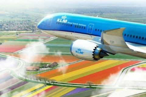 С авиакомпанией KLM по всему миру: более 50 направлений со скидкой!
