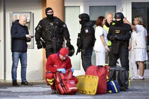 В Чехии произошла стрельба в больнице, погибли шесть человек (обновлено)
