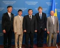 Александр Вилкул поздравил спортсменов с профессиональным праздником