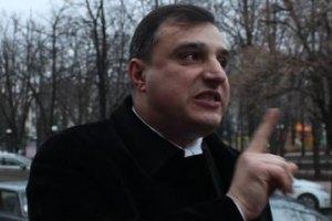 Міліція затримала лідера луганських сепаратистів