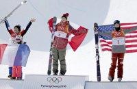 Канадка Кейсі Шарп стала олімпійською чемпіонкою фрістайлу в хафпайпі