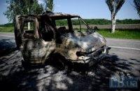 В Луганской области обстреляли два блокпоста украинских силовиков, - ИС (добавлены фото)