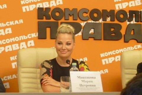 Экс-депутат Госдумы Максакова, переехавшая в Украину, не претендует на гражданство