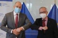 ЕИБ выделил Украине 50 млн евро на COVID-вакцинацию