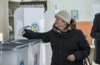 У виборах парламенту Молдови взяли участь близько 49% виборців