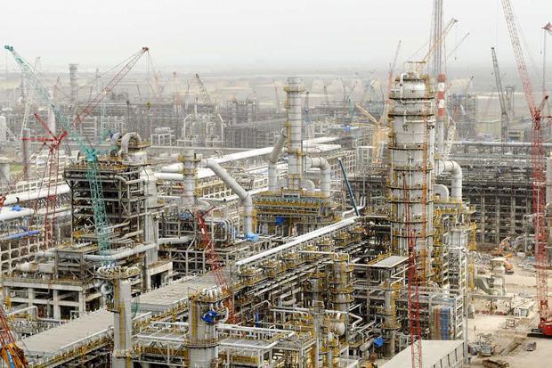 Самый большой нефтеперерабатывающий завод в мире, Джамнагар, Индия