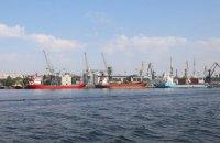 Украина впервые сдала морской порт в концессию