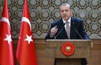 Эрдоган предложил построить на юге Сирии город для беженцев