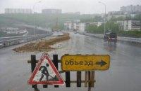 """У Владивостоку дощ """"змив"""" трасу за $885 млн"""