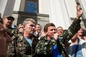 В Киев съезжаются афганцы