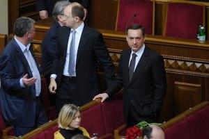 У Яценюка не думают о Королевской и удивляются Кириленко