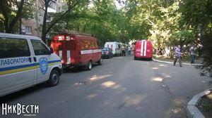 Рятувальники знайшли тіло жінки під завалами будинку в Миколаєві