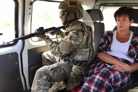З окупованого Донбасу вивезли 19 ув'язнених