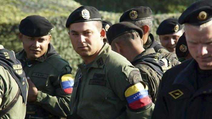 Военные армии Венесуэлы