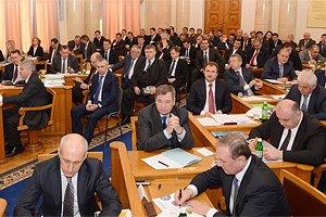 Депутатам запретили посещать заседания Кабмина