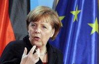 Меркель допускает снятие санкций с России после выполнения Минских соглашений