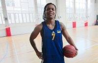 Украина натурализовала американскую баскетболистку